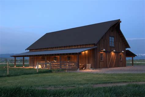 rustic barns wood siding and timbers alternate ranchwood montana