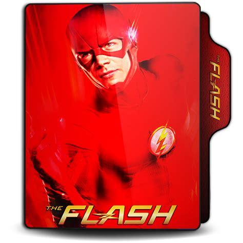 The Flash Season 03 the flash season 03 v2 folder icon by skinzyvinsmoke on