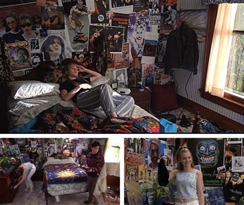 bedroom band etc 7 best bedrooms from tv movies neon rattail