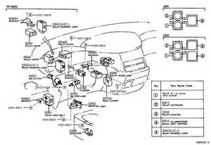 91 Toyota Wiring Diagram 91 Toyota Previa Starter Location Get Free Image About