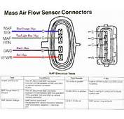 SOLVED Maf Sensor Five Wire Connection Which Two To  Fixya