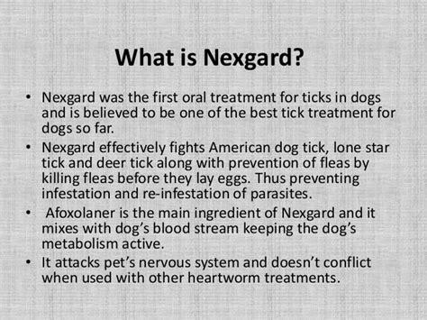 nexgard for dogs reviews nexgard for dogs review