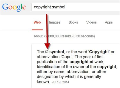 how to insert the copyright symbol on your website website creation workshop