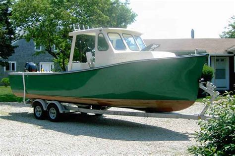 gunwale lobster boat the boat business group
