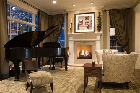 table for living room traditional piano rooms decorating ideas living room traditional with