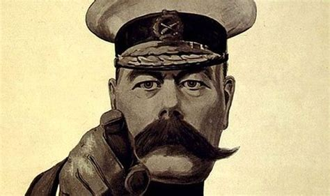 Lord Kitchener Poster Make Your Own by Lord Kitchener Your Country Needs You Poster Never Used