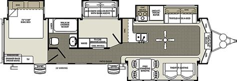 sierra rv floor plans sierra 385fkbh park trailers by forest river build price