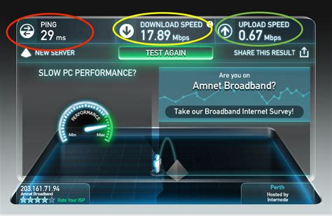 ping test ookla how to test your speed