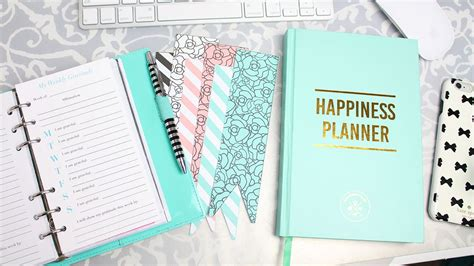 The Book Of Gratitude Create A Of Happiness And Wellbeing getting started with intentional planning happiness planner gratitude inserts freebies