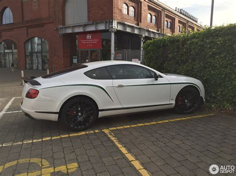 bentley gt3r convertible bentley continental gt3 r 25 augustus 2016 autogespot