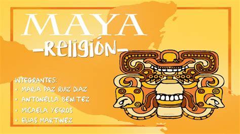 imagenes religion maya religion de los mayas