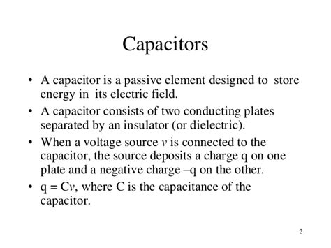 capacitor with unequal charge capacitors and inductors nptel 28 images energy stored in capacitor in ac circuit 28 images