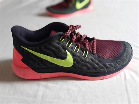 athletic shoe reviews nike free 5 0 print running shoe review fitnish