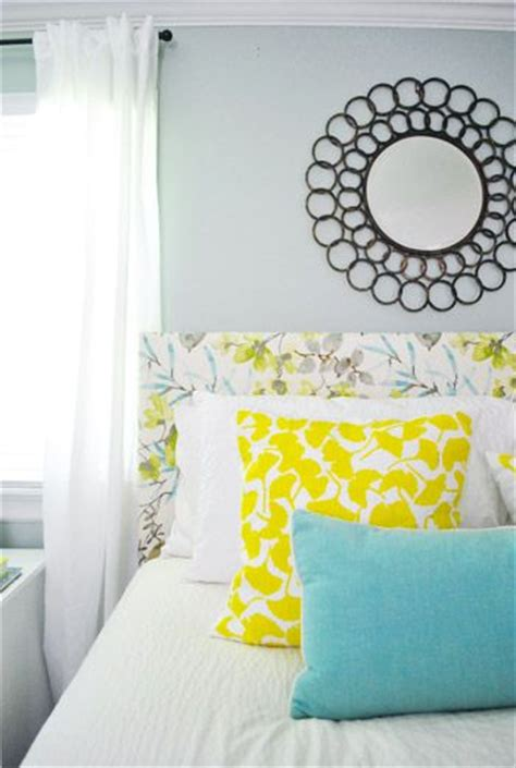 Diy Headboards Fabric Covered And Head Boards On Pinterest How To Make A Fabric Covered Headboard