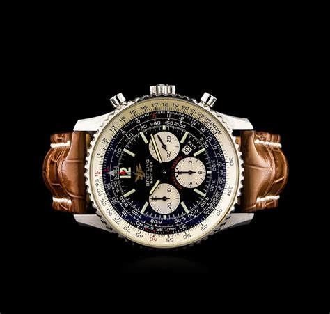 auction breitling navitimer 50th anniversary