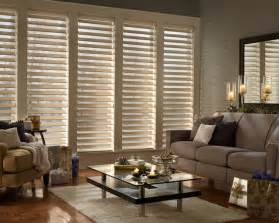 Blinds For Bow Windows silhouette quartette with ultraglide modern window