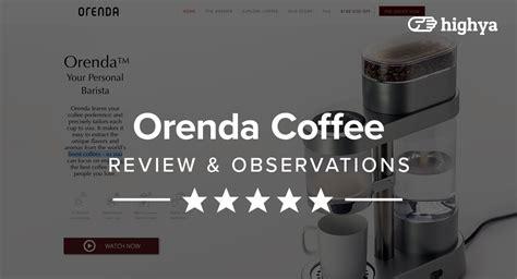 Or Ende Orenda Coffee Reviews Is It A Scam Or Legit