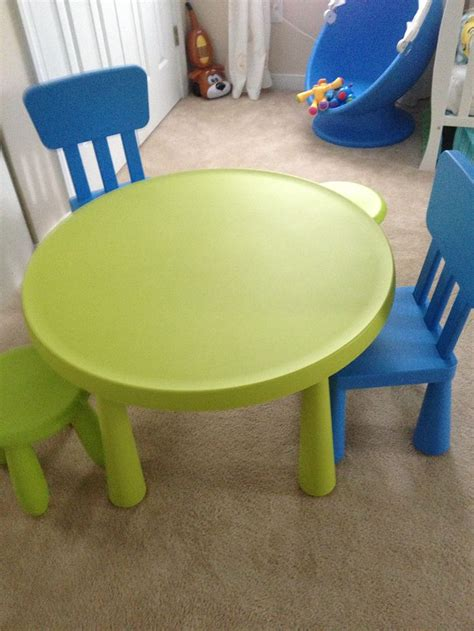 ikea kids armchair ikea children 039 s table and chairs kids room pinterest