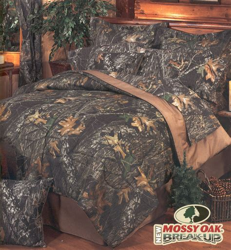mossy oak comforter sets new break up by mossy oak beddingsuperstore com