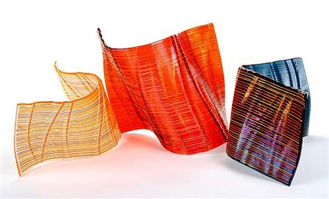 Stratton Home Multicolor Flowing Autumn Autumn Flow 7 By Falk Glass Sculpture Artful