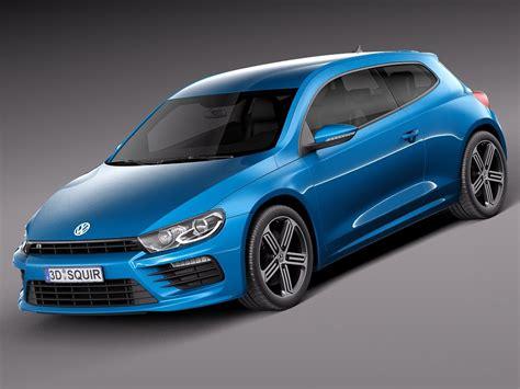 Volkswagen Payment Login by Volkswagen Scirocco R 3d Fbx