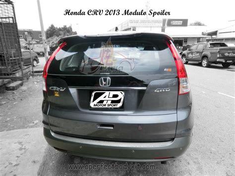 Spoiler Honda City Modulo 2009 2013 honda crv 2013 modulo spoiler honda crv 2013 johor bahru jb malaysia kits a motor