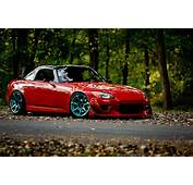 Honda S2000 Red Mb Battle Blue 2  Rides &amp Styling