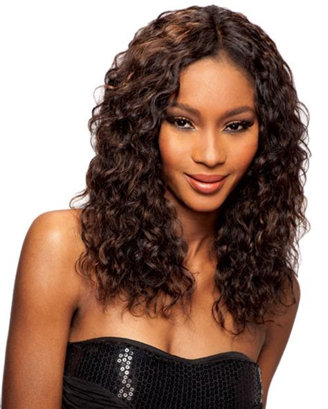 good wet and wavy human hair saga indian remy human hair deep 4 pcs wet wavy