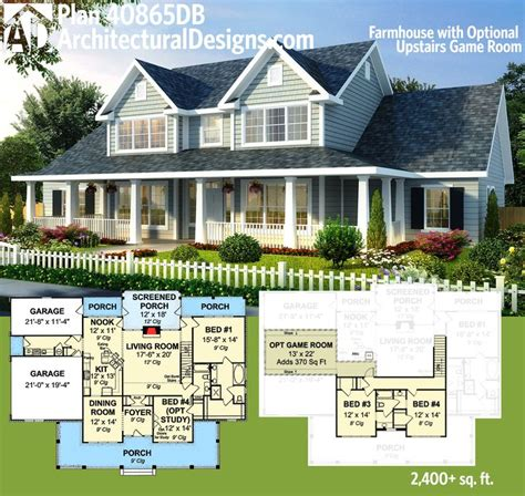 25 Best Ideas About Farmhouse Plans On Pinterest House Plans With Porch And Big Kitchen