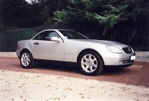 Mercedes Slk 230 1998 Mercedes Slk 230 Kompressor Classic Driver