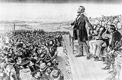 More On Battle Speeches 2 by Newspaper Retracts 1863 Editorial That Panned Gettysburg
