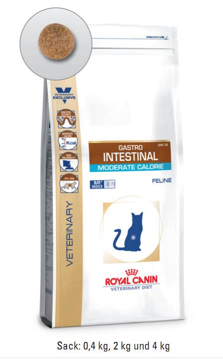 Royal Canin Recovery By Shegho 45 royal canin gastro intestinal moderate calorie 2 kg katze