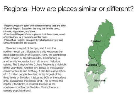 5 themes of geography sweden 5 themes of geography sweden screen 6 on flowvella