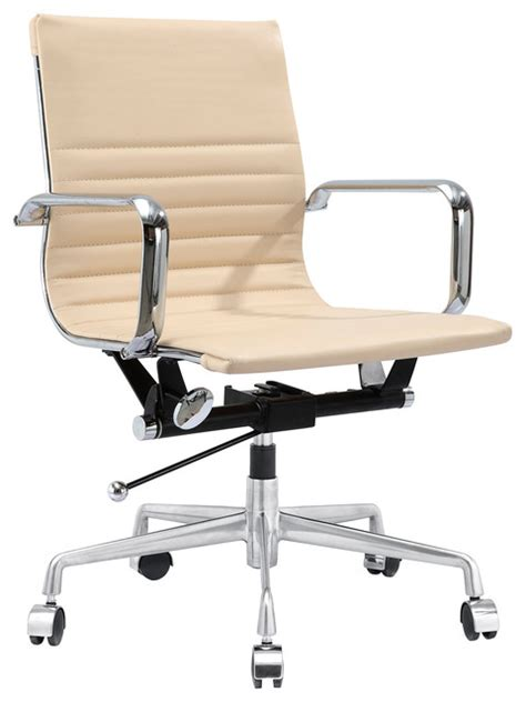 beige office desk chair m348 office chair beige contemporary office chairs
