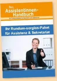 Musterbriefe Sekretariat Musterbriefe Musterschreiben F 252 R Sekret 228 Rin Und Assistentin Mit Vielen Tipps Checklisten Und