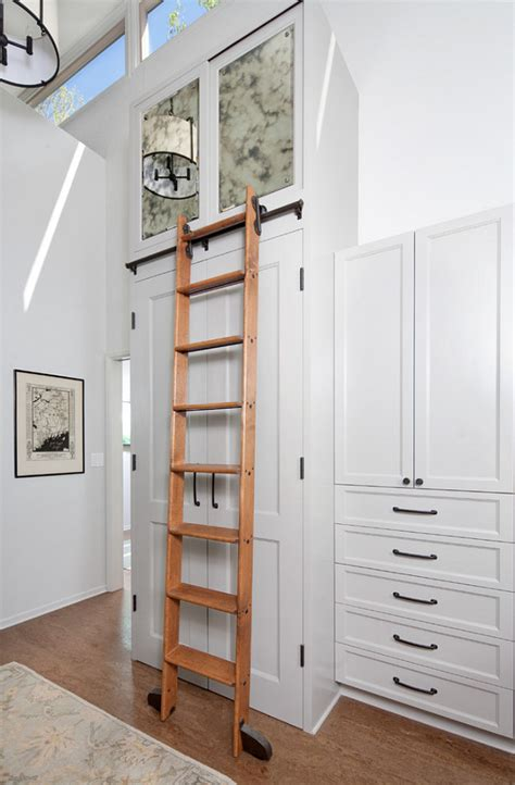 Closet Ladders by Interior Design Ideas Home Bunch Interior Design Ideas