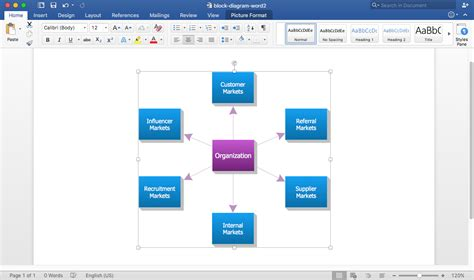 microsoft diagram schematic diagram in ms word circuit and schematics diagram