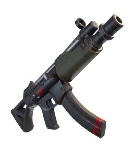 fortnite battle royale common submachine gun orczcom