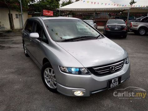 how to work on cars 2005 honda odyssey lane departure warning honda odyssey 2005 absolute 2 4 in selangor automatic mpv silver for rm 59 800 3390593