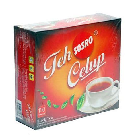 Blesstea Black Tea Teh Hitam 100 Original sosro teh celup asli 200 gram teh hitam original black tea