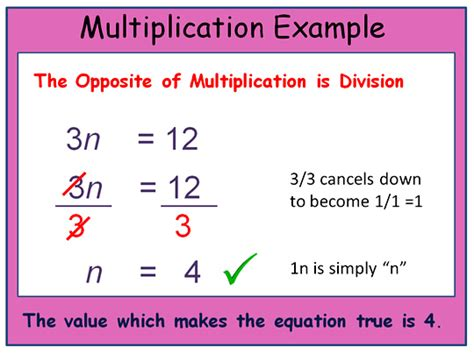 One Step Multiplication Equations Worksheet by 7 4 Solve And Write Multiplication Equations 6th Grade