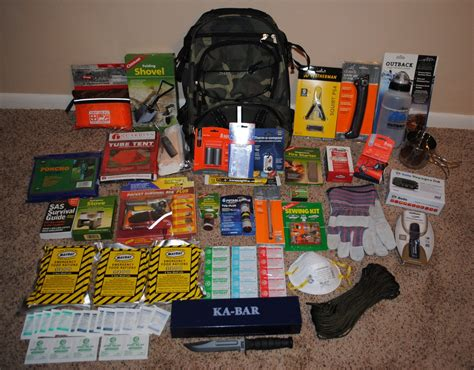 geared magazine pre packaged bug out bag from