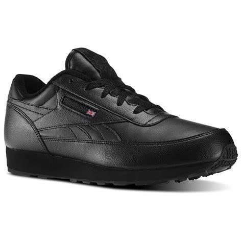 wide athletic shoes reebok s classic renaissance wide athletic shoe black