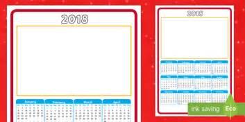 Calendar 2018 For Gift 2018 Gift Calendar 2018 Calendar Gift