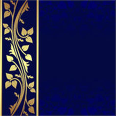 navy blue background decorated the golden royal border royalty free navy blue background with golden royal border stock