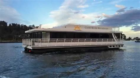 houseboats batemans bay new houseboat no where bound clyde river houseboats