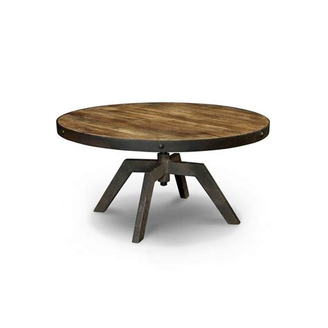 Table Basse Bois Ronde by Arizona Table Basse Ronde Bois M 233 Tal Monachatdeco