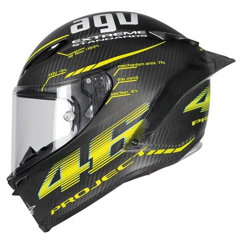 Helm Agv Gp R Tavullia buy agv pista gp r project 46 2 0 helmet