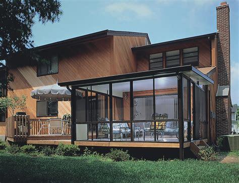 straight solid roof sunroom  patio room  aluminum frame