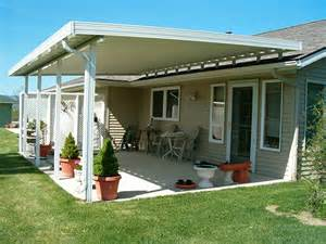 Roof Mounted Awnings Patio Covers
